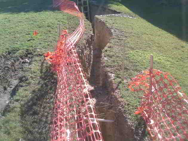 Hydro Excavation Applications for Electrical Ductbank Installation