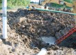 Hydro Excavation to Support Pipeline Relocation Project