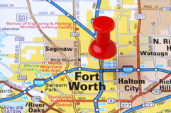 Hydro Excavation Service in Ft. Worth, Texas