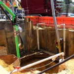 Wet Well Excavation, Atlantic City, NJ