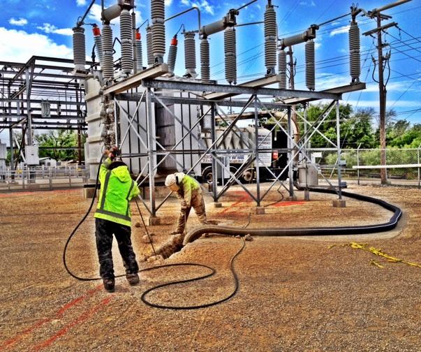 oakville hydro application for service