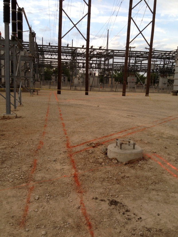 Hydro Excavation In Electrical Substations